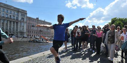В Петербурге открылся XIX фестиваль современного танца OPEN LOOK. Фото все - Святослав Акимов.