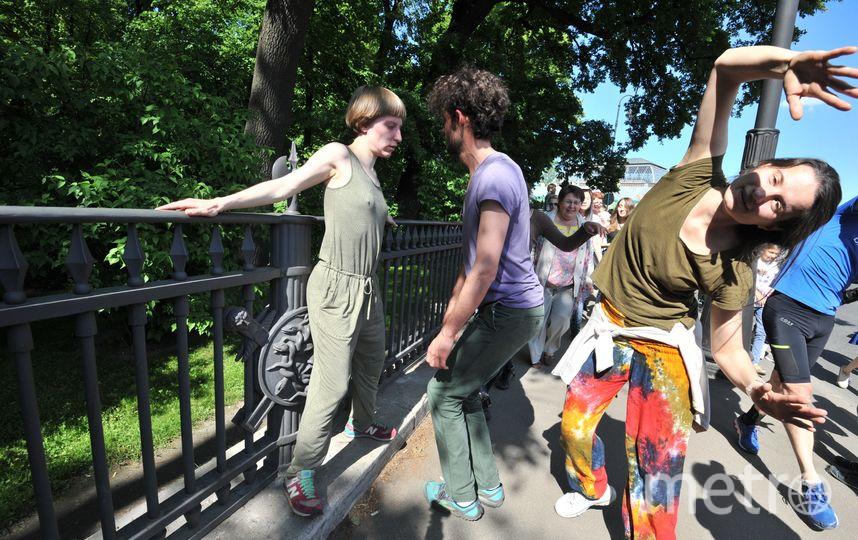 В Петербурге открылся XIX фестиваль современного танца OPEN LOOK.