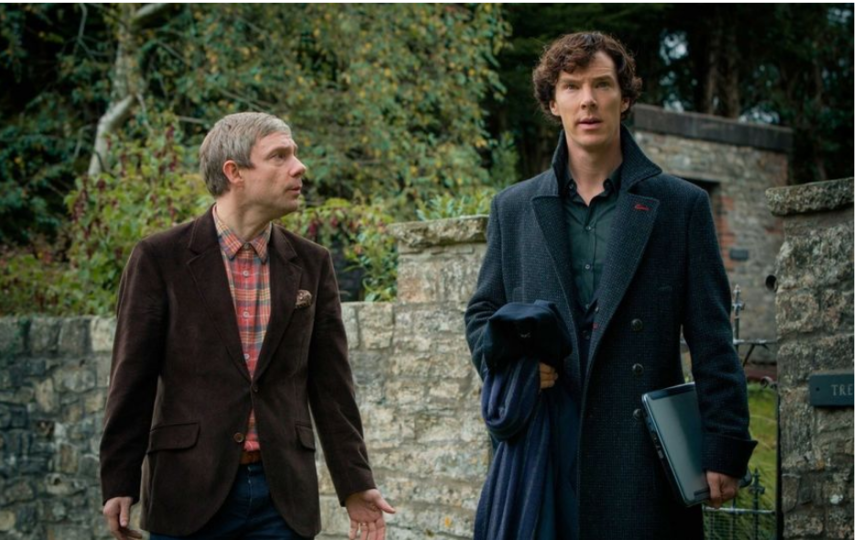 Сценарист намекнул на продление «Шерлока»