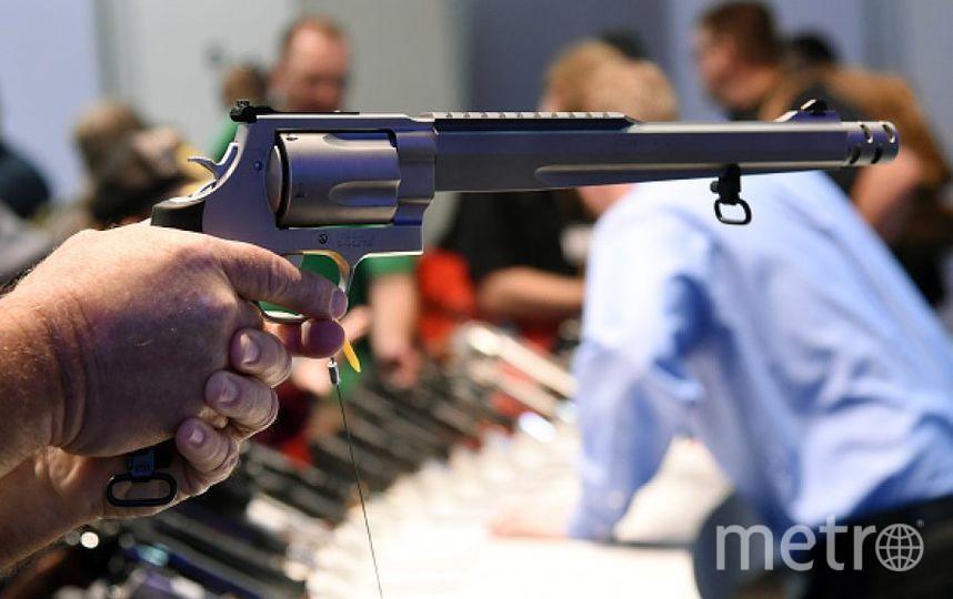 Мужчина устроил стрельбу в клинике Лас-Вегаса
