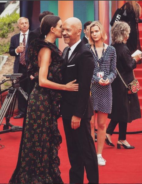 Бондарчук и Андреева. Фото все - Instagram