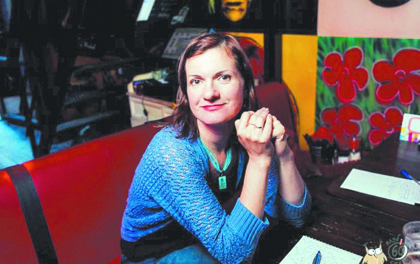 Светлана Рассмехина, журналист.