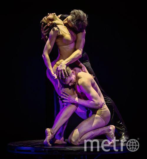 Сцены из спектакля. Фото  Пресс-служба Театр балета Бориса Эйфмана/Евгений Матвеев