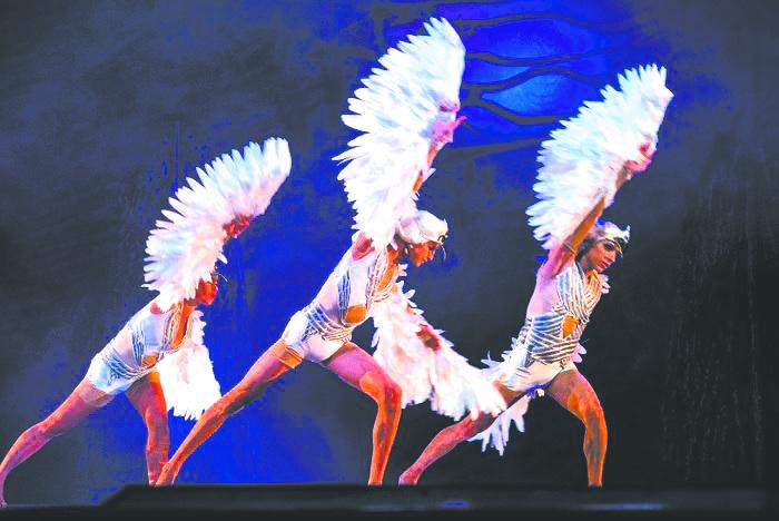Летние балетные сезоны. Фото Getty
