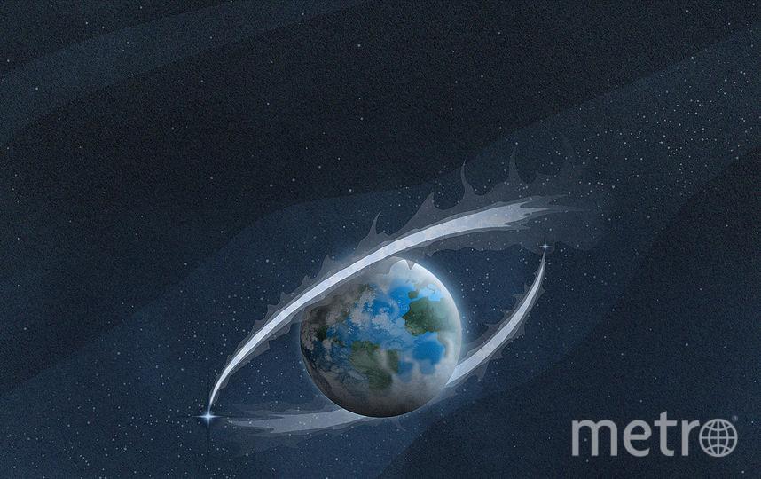 Плакат к Международному дню астероида. Фото Предоставлено ООН.