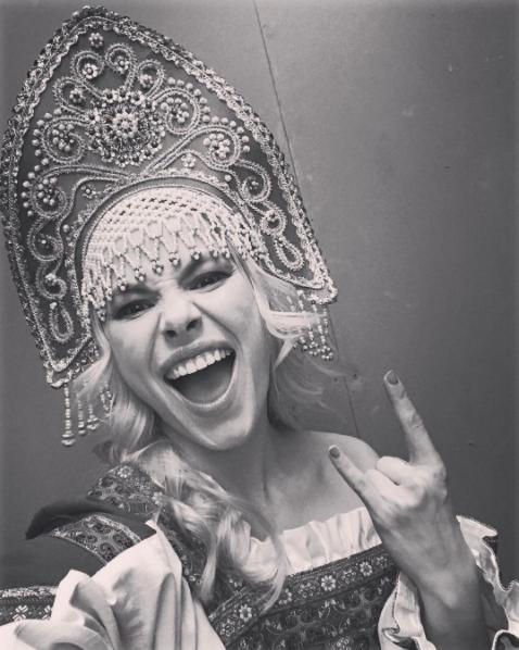 Зоя Бербер. Фото скриншот instagram.com/zberberr/?hl=ru.