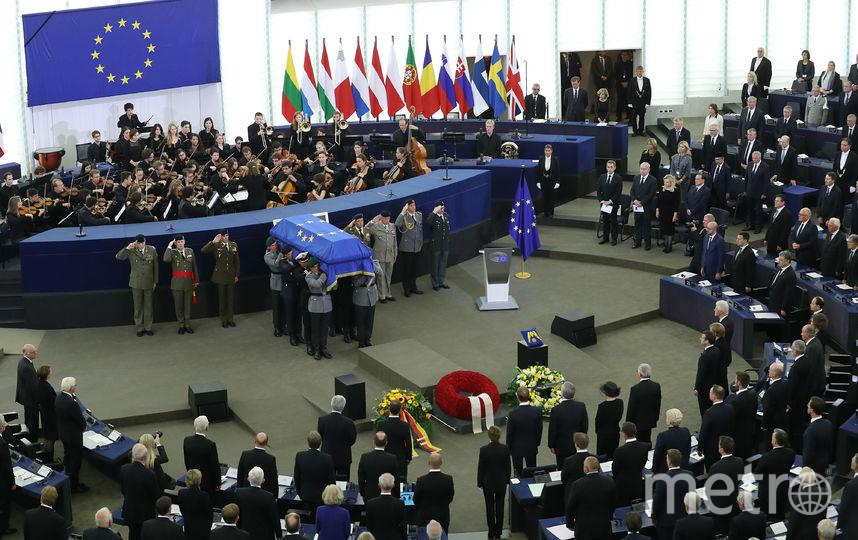 Церемония прощания. Фото Getty