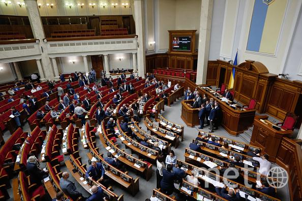 Верховная Рада. Фото Getty