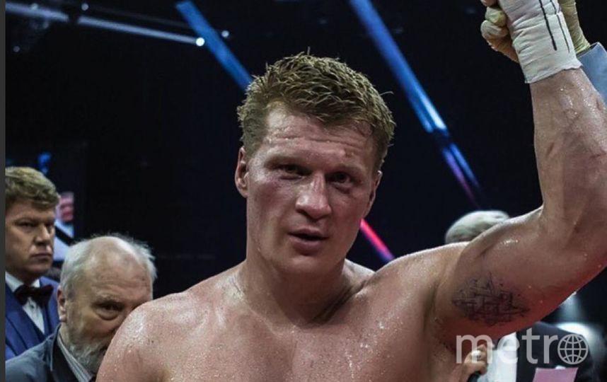 Александр Поветкин одержал победу в бою с украинским боксером Андреем Руденко. Фото Скриншот Instagram