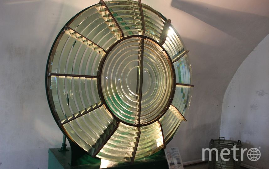 "В ""Форте Константин"" открылся музей маяков."
