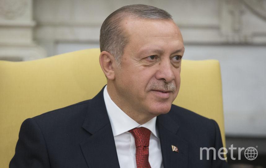Реджеп Эрдоган. Фото Getty
