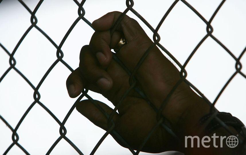 Тюрьма. Фото Getty