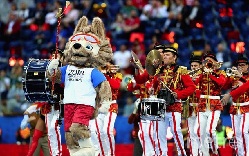 Германия-Чили: финал Кубка конфедераций проходит при полных трибунах. Фото Getty