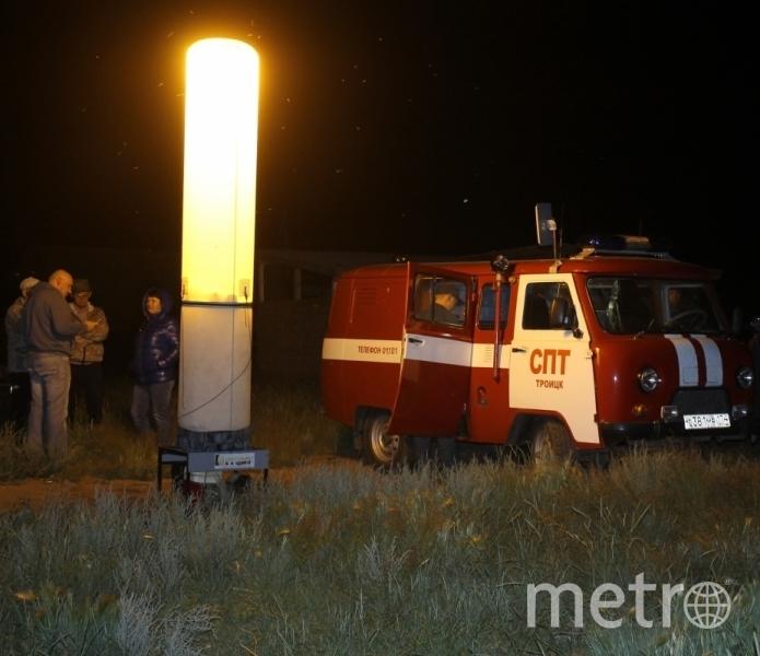 Людей ищут спасатели. Фото МЧС Челябинской области.