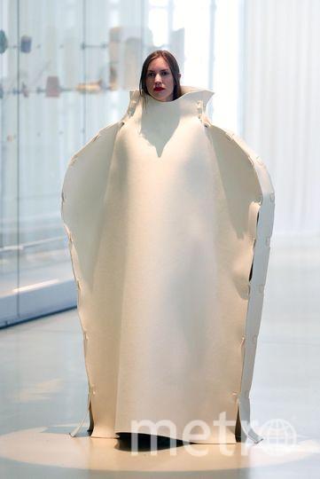 Фото с показа модных коллекций сезона осень-зима 2017-18. Фото Getty