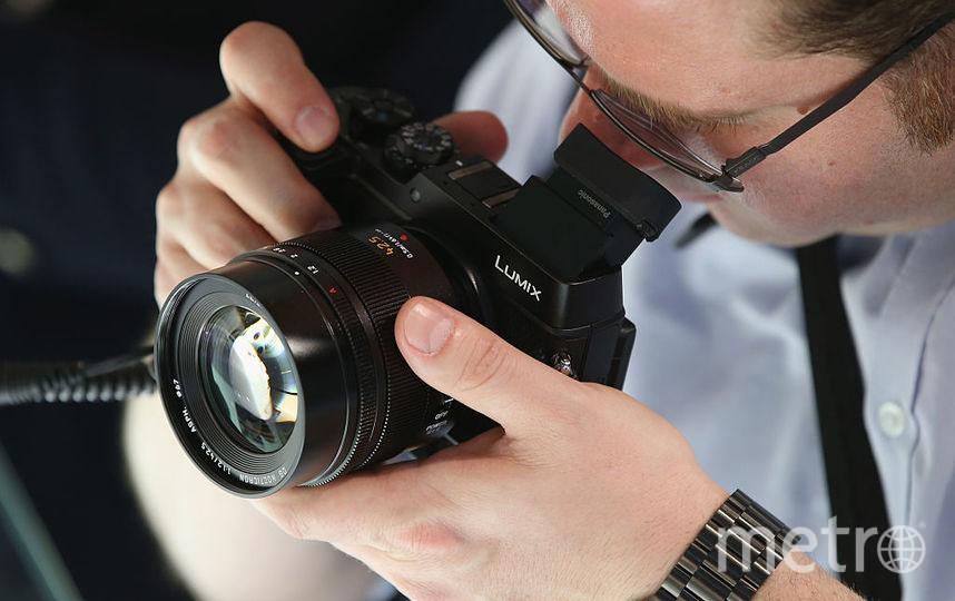 В Москве пройдут бесплатные мастер-классы по фотографии. Фото Getty