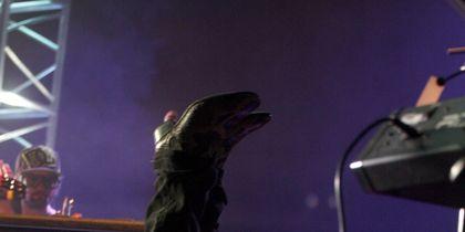 """""""Аквариум"""" отметил 45-летие на сцене ДС """"Юбилейный"""". Фото Михаил Садчиков-младший, """"Metro"""""""