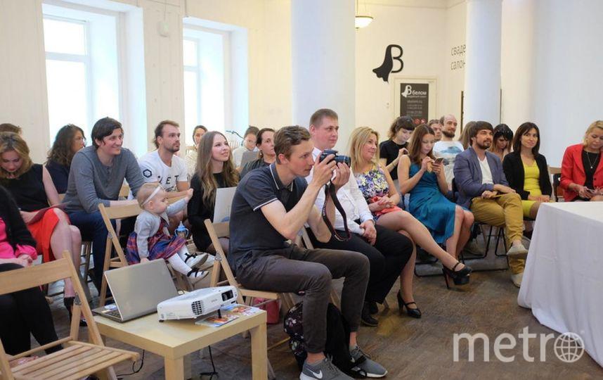В Петербурге завершил работу фестиваль локального бизнеса «Искра».