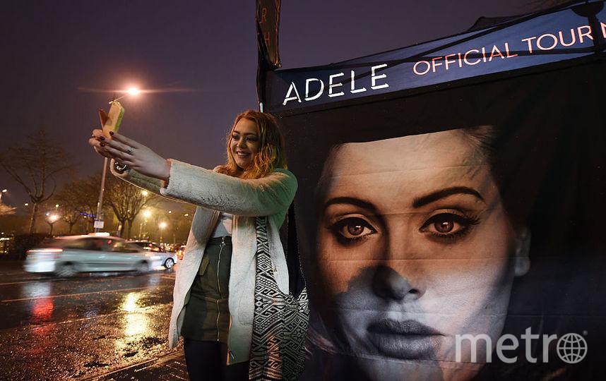 Певица Адель может потерять голос навсегда. Фото Getty