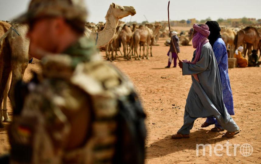 Боевики убили 9 мужчин и похитили 40 женщин и детей. Фото Getty