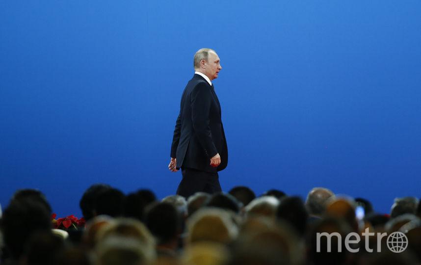 Владимир Путин и Дональд Трамп трижды общались по телефону. Фото Getty