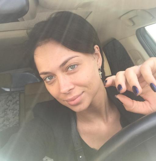 Настасья Самбурская. Фото Instagram Настасьи Самбурской