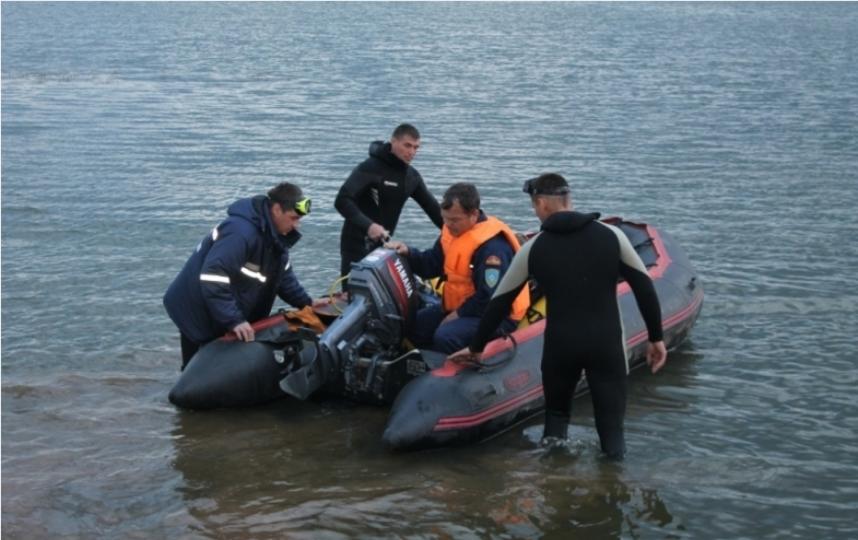 беда на озере, который не оборудован ни для купания, ни для катания на лодках, произошла вечером 2 июля.