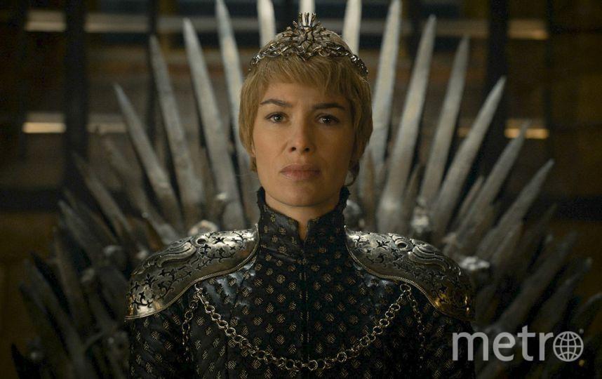 Пока Серсея удерживает Железный трон. Фото HBO.