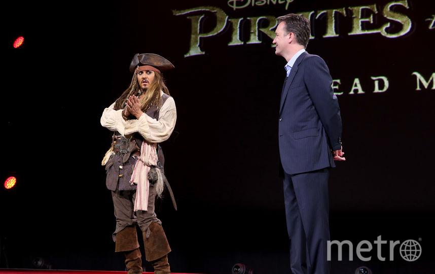 """СМИ: Капитана Джека Воробья убьют в продолжении """"Пиратов Карибского моря"""". Фото Getty"""