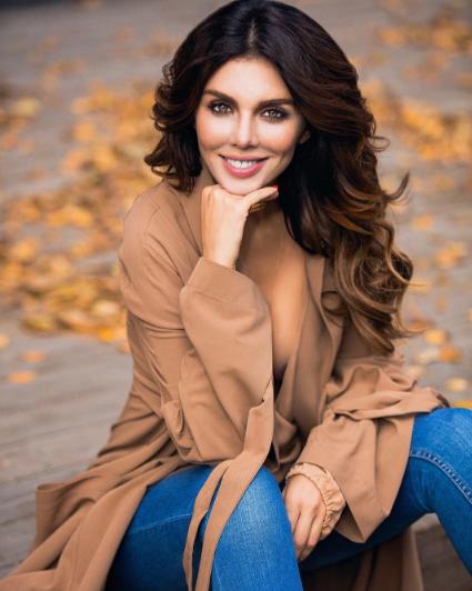 Певица Анна Седокова. Фото Instagram Анны Седоковой.