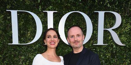 Звёзды в Париже на выставке Dior. Натали Портман. Фото Getty