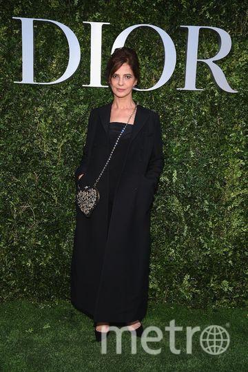Звёзды в Париже на выставке Dior. Фото Getty