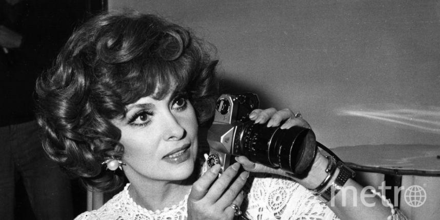 Джине Лоллобриджиде 90: Фото в молодости и сейчас. Фото Getty