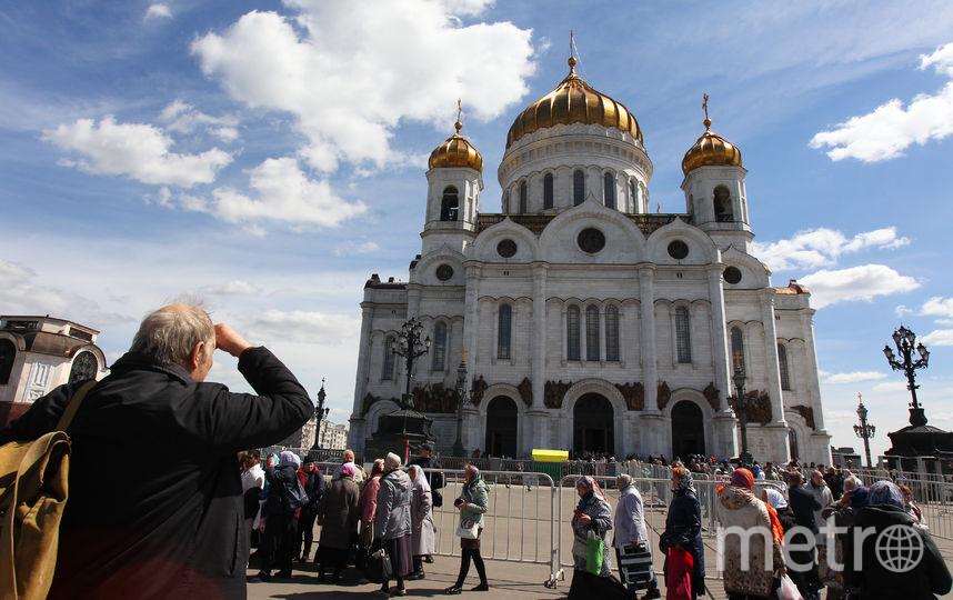 """Стало известно, когда и как мощи Николая Чудотворца увезут из Москвы. Фото Василий Кузьмичёнок, """"Metro"""""""