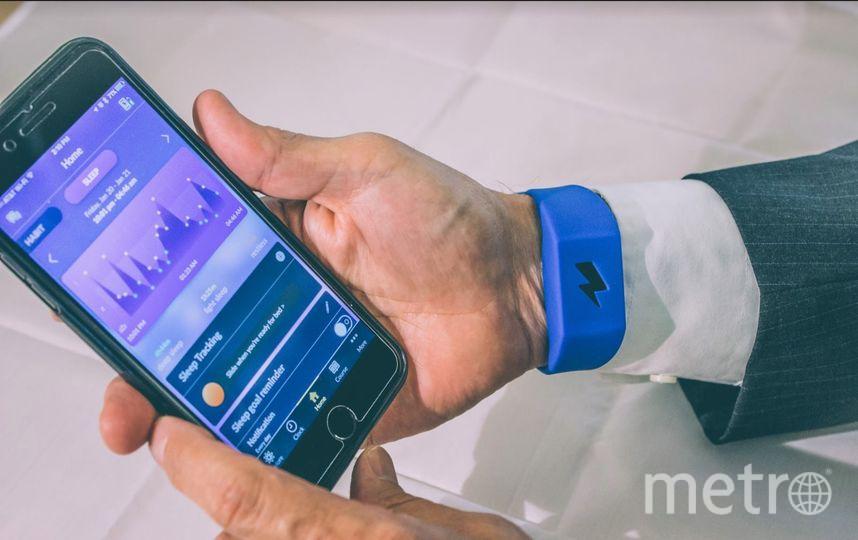 Гаджет управляется при помощи приложения для смартфона. Фото Pavlok