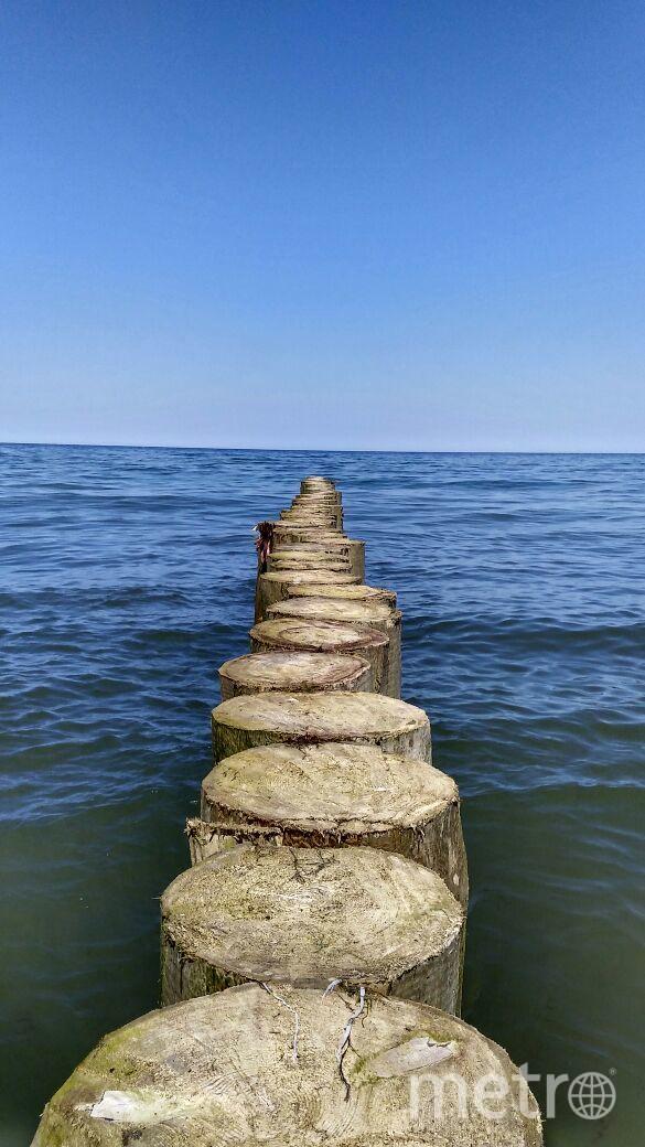 "Балтийское море. Фото Анна Егорцева, ""Metro"""