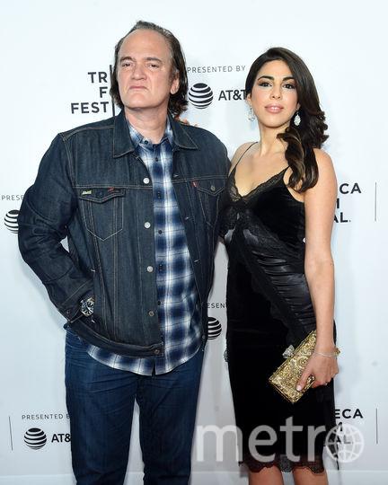 Квентин Тарантино и Даниэла Пик. Фото Getty