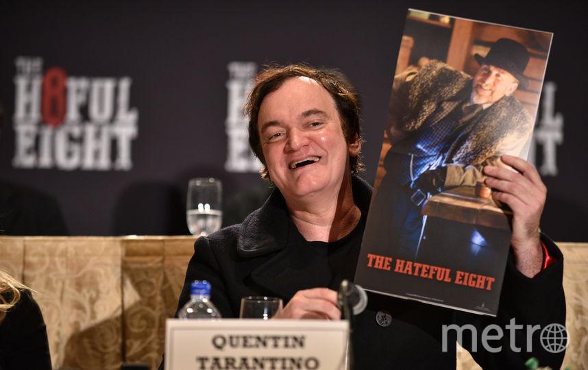 Квентин Тарантино. Фото Getty