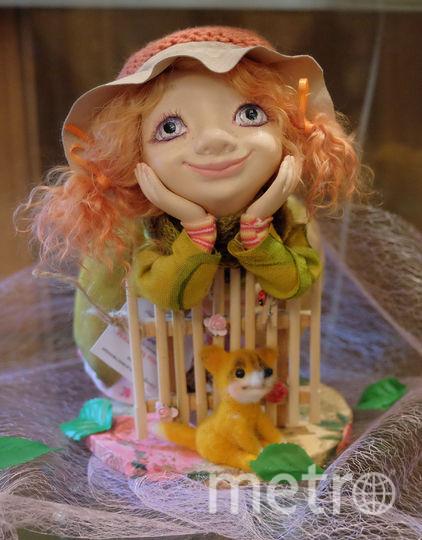 """Выставка кукол Ирины Медянцевой будет работать до 1 сентября. Фото Алена Бобрович., """"Metro"""""""