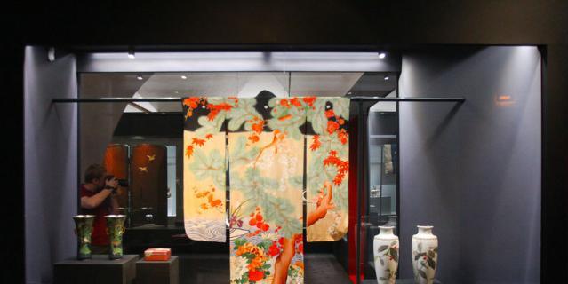 Уникальная коллекция японских сокровищ XIX века.