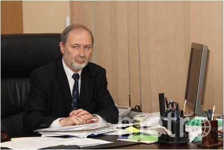 Роман Вильфанд, директор Гидрометцентра РФ.