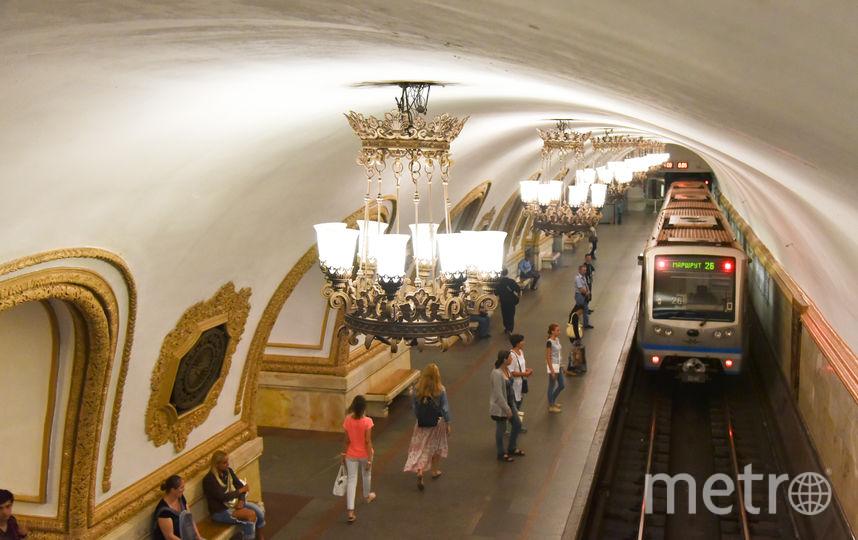 """Стало известно, повысятся ли тарифы на проезд в метро Москвы в часы пик. Фото Василий Кузьмичёнок, """"Metro"""""""