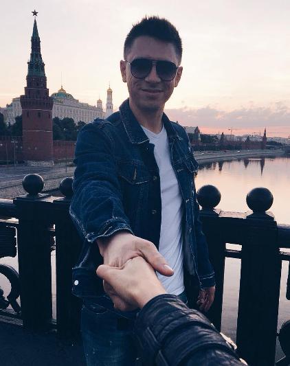 Комик Тумиру Бутрутдинов. Фото Instagram Батрутдинова.
