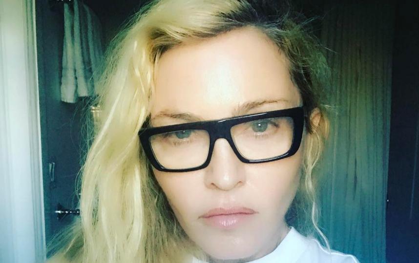 Мадонна - фотоархив.