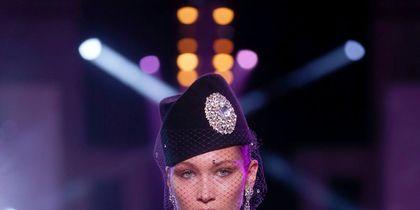 Неделя высокой моды в Париже. Белла Хадид. Фото Getty