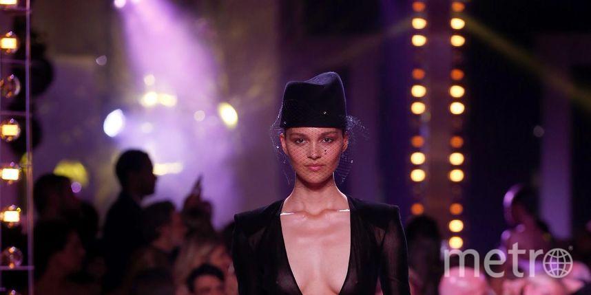 Неделя высокой моды в Париже. Фото Getty
