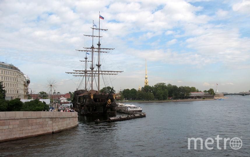 "Архивное фото. Санкт-Петербург. Фото ""Metro"""
