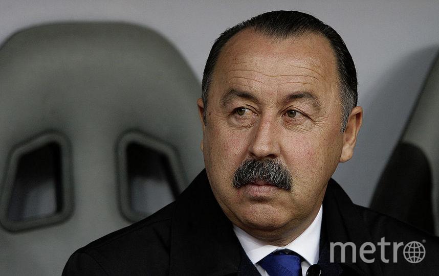 Валерий Газзаев. Фото Getty