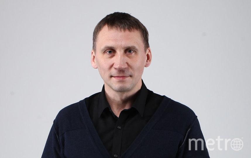 """Леонид Старков, ведущий метеоролог """"Гисметео""""."""