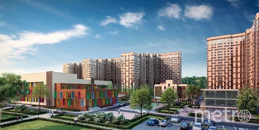 """Среди наиболее доступных вариантов следует назвать квартиры в ЖК эконом-класса """"Борисоглебское""""."""